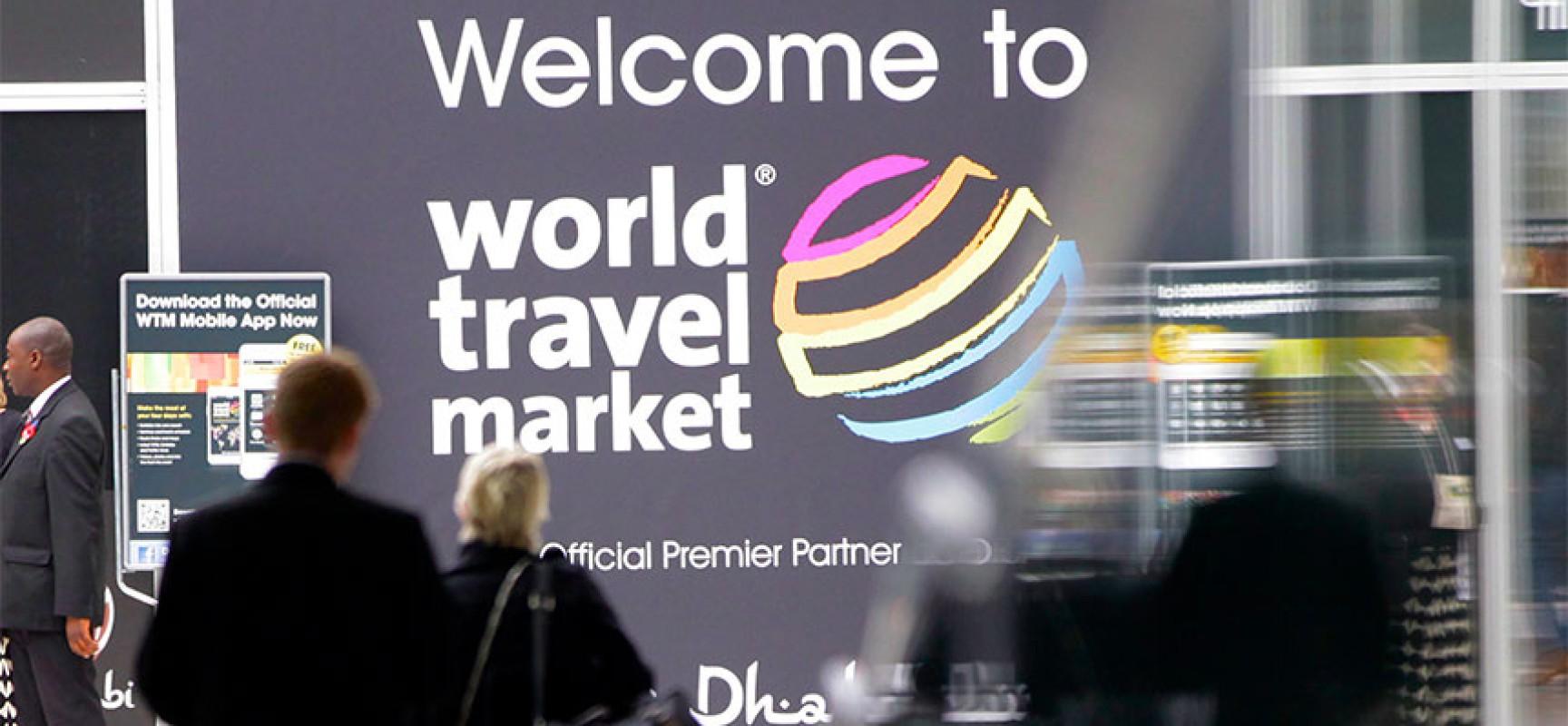 Resultado de imagen para Benjamín Liberoff, participará en World Travel Market 2016 en Londres,