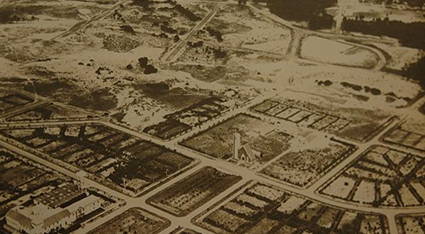 La Capilla de San Rafael, testigo del desarrollo urbanístico de toda la zona, desde 1937