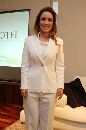 Doctora Mariela Silveira, directora de Kurotel