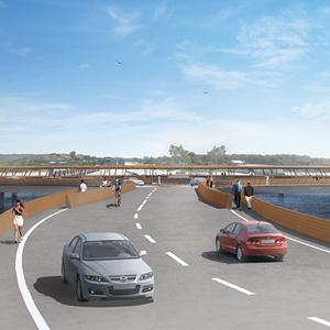 Proyecto presentado por el arquitecto uruguayo Rafael Viñoly