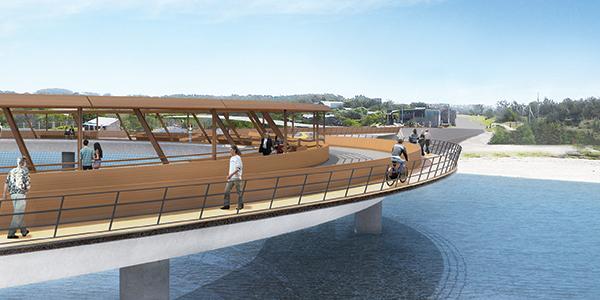 Proyecto del nuevo Puente de José Ignacio