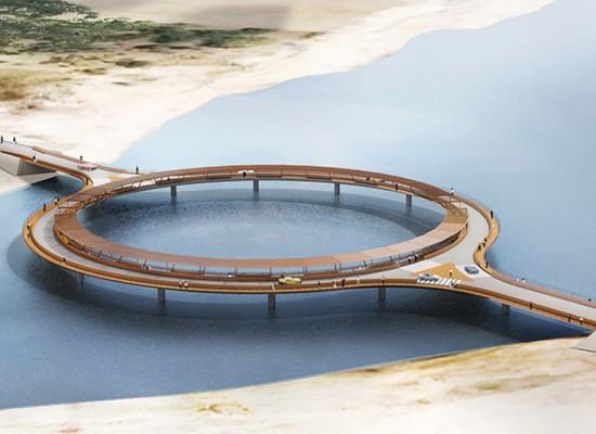 El nuevo Puente de José Ignacio