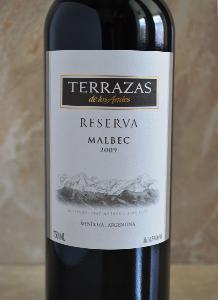 Reserva 2009 Malbec