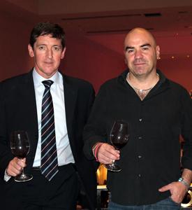 Álvaro Eola, Director de Alimentos y Bebidas del Hotel Conrad, organizador de Salón Internacional del Vino