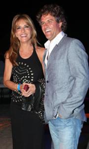 Patricia della Giovampaola y Mike Amigorena