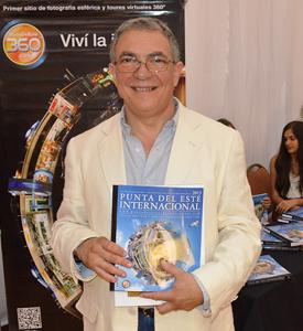 Luis Borsari, Presidente de la Cámara Uruguaya de Turismo