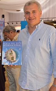 Leo Sarro, periodista de Radio Concierto
