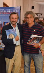 Alfredo Etchegaray y Fernando Goldman
