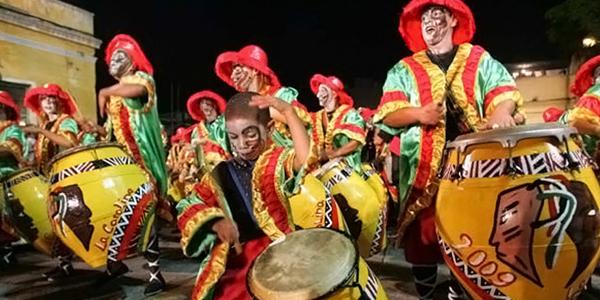 Comparsas presentes en el Carnaval 2013 en Maldonado