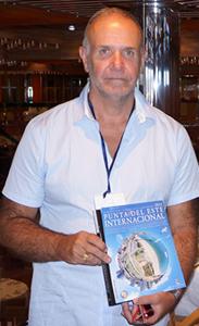 Carlos Pera Aput, gerente comercial AeroMundo