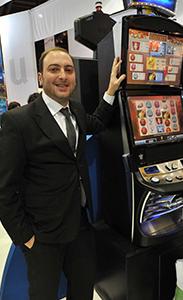 Licenciado Ricardo Tornaría, de la Dirección General de Casinos del Ministerio de Economía y Finanzas.