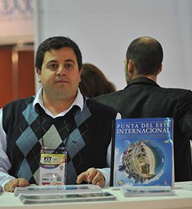 Licenciado Luis Barragán, técnico en Turismo Intendencia de Maldonado