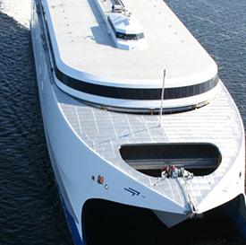 Increíble diseño para el nuevo buque de Buquebus