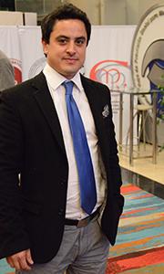 Hernan Berbari, director de inmobiliaria Incubos