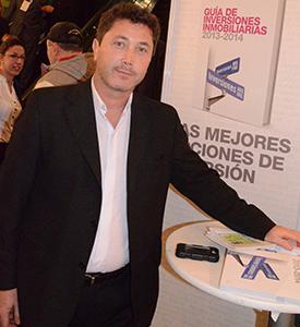 Silvano Geler, director de la Expo Real Estate