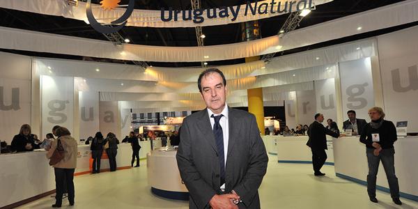 Oscar de los Santos, Intendente del Departamento de Maldonado
