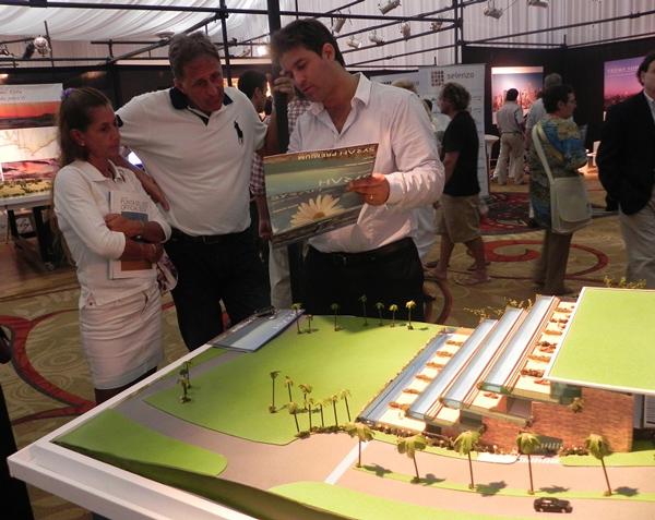 Stand de Syrah en la Expo Real Estate Argentina 2013