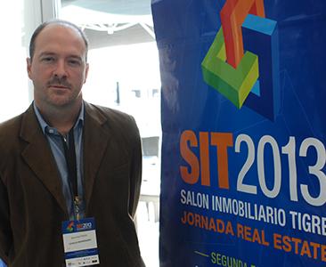 Licenciado Pablo Sánchez, director marketing Covello International