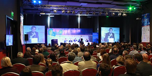 Salón del InterContinental Nordelta Tigre Buenos Aires, donde se desarrollo SIT 2013