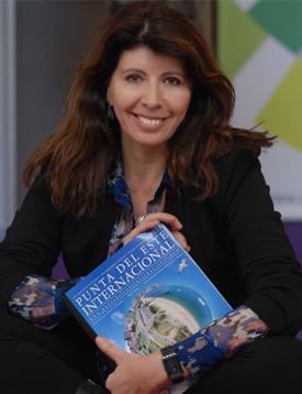 Marisol Nicoletti, directora Punta del Este Internacional
