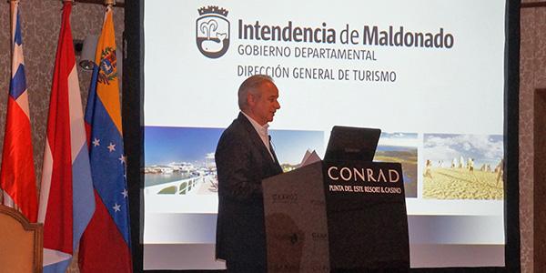 Horacio Díaz, Director General de Turismo