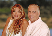 Bettina y Alejandro Bulgheroni, responsables de Agroland
