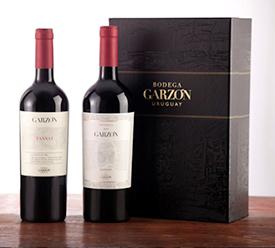 Presentación Vinos Tannat de Bodegas Garzón
