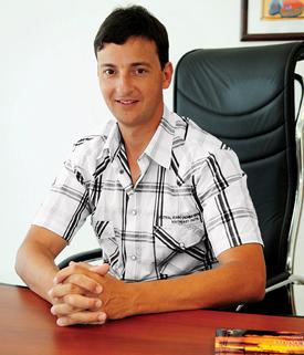 Alejandro Pereira, director de Alejandro Pereira propiedades