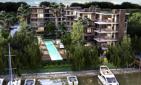Conservando un excelente balance entre la construcción y los espacios verdes, Los Cántaros, ofrece excelentes amenities de nivel internacional
