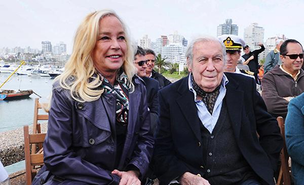 Carlos y señora, Annette Deussen