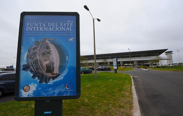 Punta del Este Internacional en el aeropuerto de Punta del Este