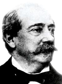 Juan Bautista Gorlero Nuñez. Primer intendente de Maldonado.Hoy lleva su nombre la principal avenida de Punta del Este