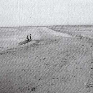 La carretera que unía Maldonado con Punta del Este. Un desierto de arena donde no habitaba ni siquiera un árbol