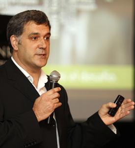 Nicolás Gutierrez Brum, Gerente de Negocios Corporativos de Microsoft