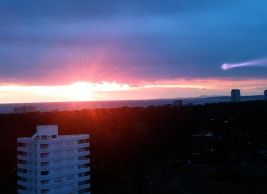 OVNI en Punta del este