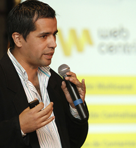 Pablo Cavallo, fundador y director de Gestor B
