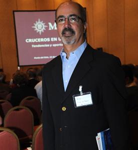 Licenciado Hugo de Barros, centro de Investigación en Marketing y Turismo de la Universidad Católica del Uruguay