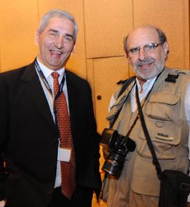 Gustavo Barceló y Ricardo