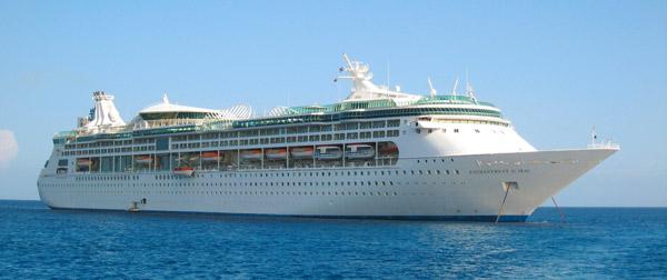 """Crucero de la flota de Royal Caribbean International, el """"MS Enchantment of the Seas"""""""