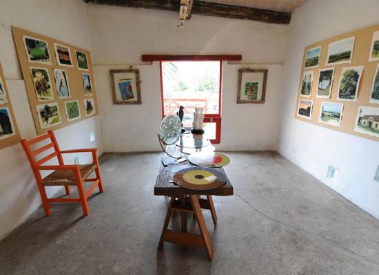 Galería Pueblo Garzón