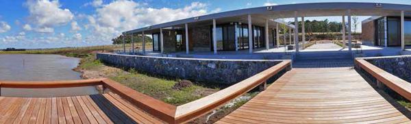 Zona de áreas comunes de Lomas de San Vicente, siempre en contacto con la naturaleza y la paz y tranquilidad del lugar