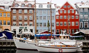 Increíbles paisajes de Copenhague