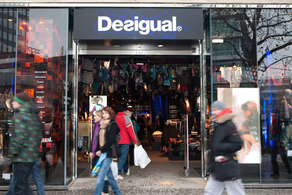 Desigual Store en Berlín