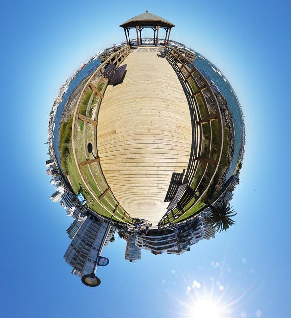Pequeño planeta - La Glorieta