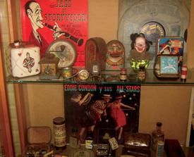 Museo del Objeto, colecciones de diversos objetos que formaron parte de la historia