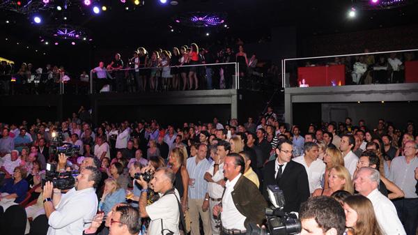 Inauguración de Ovo Day & Night Club y elección de Conrad Angels.