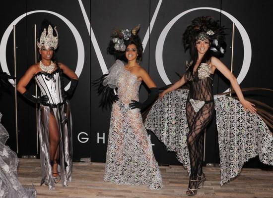 Inauguración Ovo Day &#038; Night Club y elección<br />de Conrad Angels