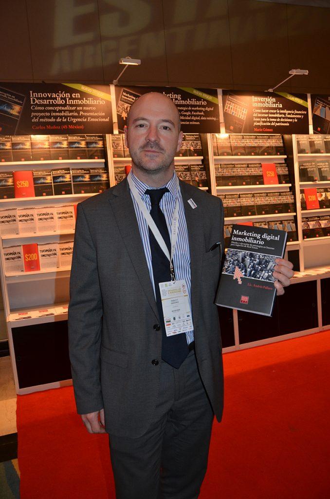 Pablo Sanchez, director de Marketing Covello Inmobiliaria