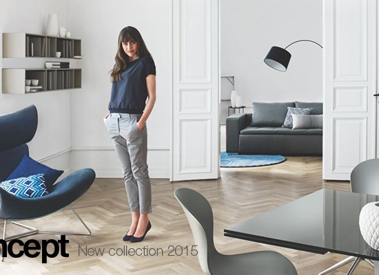 BoConcept New Collection 2015