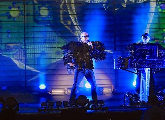 Enjoy Conrad celebró sus 17 años con un espectacular show de Pet Shop Boys